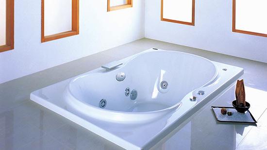 Baño De Tina Para Bajar La Fiebre:Tinas de hidromasaje, una inversión inteligente