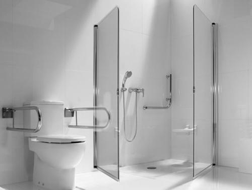 Sabes que son las duchas accesibles decorati - Azulejos de cocina precios ...